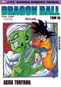 "[""Dragon Ball"" tom 16 ""Starcie potęg""]"