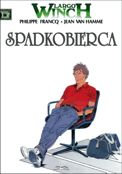 "[""Largo Winch"" tom 1 ""Spadkobierca""]"