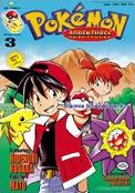"[""Pokemon Adventures"" zeszyt 3]"
