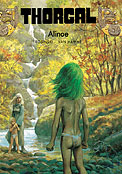 "[""Thorgal"" - tom 8: ""Alinoe""]"