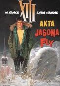 "[""XIII"" tom 6: ""Akta Jasona Fly""]"